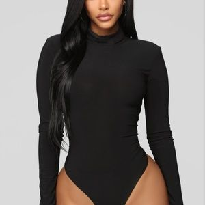 Fashion Nova Show It Off Bodysuit